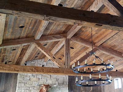 Lumber Products - Wood Beams